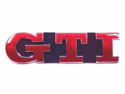 画像1: GTIエンブレム カラーシート 1pcs