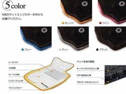 画像3: エルディーネ Solide 3Dフロアマット ゴルフ5/ゴルフ6/ヴァリアント オールモデル 5pcs