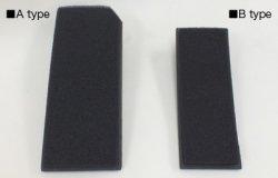 画像2: COX Performance Air Filters (B type)