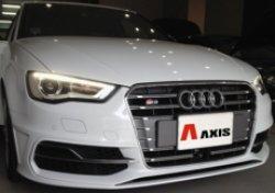 画像5: AXIS Audi A3(8V)専用 フットランプイルミネーション AX-FT01A3