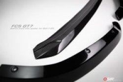 画像3: OSIR FCS GT7 FG フロントスポイラー FRP 2pcs for Golf7 GTI