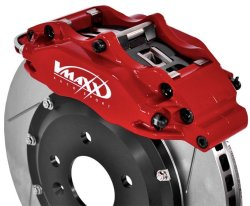 画像1: V-MAXX BIG BRAKE KIT for VW