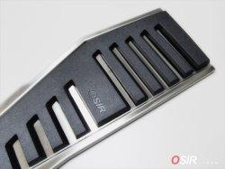 画像3: OSIR O-REST GT7 フットレストカバー RHD for VW Golf7/Audi A3(8V)