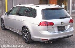画像3: COXステンレスマフラー VW Golf 7Variant1.4TSI ハイライン[お取り寄せ商品]