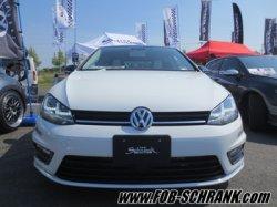 画像2: VW 本国純正 GOLF7 ゴルフVII R-LINEフロントバンパーセット【お取り寄せ商品】