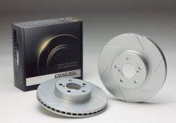 画像1: DIXCEL SDブレーキローターリア GOLF7 GTI (135 8558)