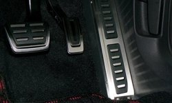 画像1: maniacs Right Side 4D-FootPlate for Golf7
