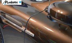画像4: Modesta M1 SHOT 表面保護コーティング剤 エムワンショット + マイクロファイバータオルSET