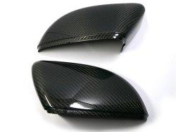 画像3: OSIR  M1 GT6-R Golf6 ドアミラーカバー グロスカーボン