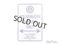 画像1: VW Only パーキングサイン