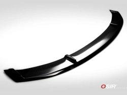 画像2: OSIR カーボンフロントリップスポイラー ゴルフ5 R32【お取寄せ商品】
