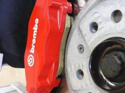 画像1: DIXCEL ブレーキパッド(フロント) Type-M brembo GT-kit専用