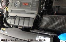 画像2: COX Performance Air Filters (G type) Golf7 GTI
