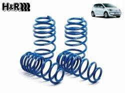画像1: H&R ローダウンスプリング for VW UP!