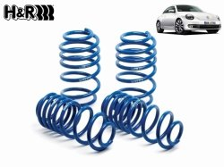 画像1: 【今月の特価商品】H&R ローダウンスプリング for VW The Beetle/The Beetle Cabriolet