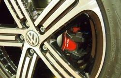 画像3: COX ブレーキパッドセット for Golf 7 R