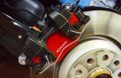 画像5: COX ブレーキパッドセット for Golf 7 R