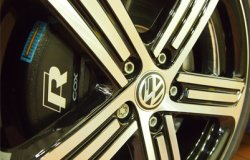 画像2: COX ブレーキパッドセット for Golf 7 R
