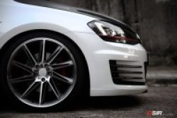 画像4: OSIR BLADE GT7 カーボンフォグライトブレード 6pcs for Golf7 GTI