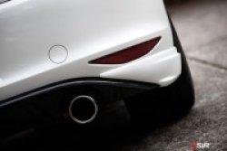 画像4: OSIR DTM GT7-R カーボンリアディフューザー for Golf7 TSI/GTI