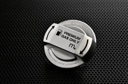 画像1: m+ Fuel Cap Cover for VW&Audi&Porsche