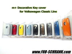画像1: 【今月の特価商品】m+ Decorative Key cover for VW Classic Line