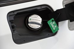 """画像4: core OBJ """"Fuel Cap Cover for BMW / MINI"""""""