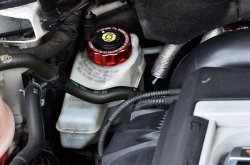 画像4: m+ aluminum Brake Fluid Cap(センサー付き)