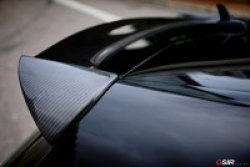 画像3: OSIR TELSON GT6-S  カーボンリアスポイラーS for Golf6 GTI/R