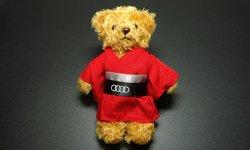 画像1: Audi ミニマイスターベアー(浴衣)