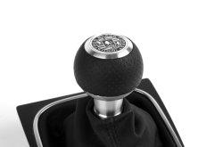 画像3: BFI Audi & VW S-tronic,DSG,AT車用シフトノブSilver/Black Leather(シルバー/ブラックレザー)