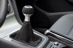 画像4: BFI Audi & VW S-tronic,DSG,AT車用シフトノブSilver/Alcantara(シルバー/アルカンタラ)