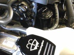 画像2: Volkswagen Racingline Performance ビレットオイルフィルターハウジング