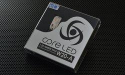 画像1: core-LED W20-A S-20 AMBER BLUB 2pcs