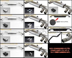 画像1: REMUS スポーツマフラー /GOLF7 GTI