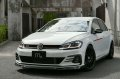 m+ Front Lip Spoiler for VW Golf7.5 GTI