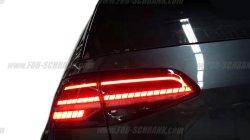 """画像1: VW純正 Golf7.5 LEDテールライト """"ダイナミックウインカー付"""""""