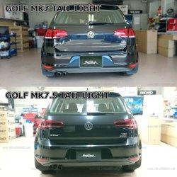 """画像5: VW純正 Golf7.5 LEDテールライト """"ダイナミックウインカー付"""""""