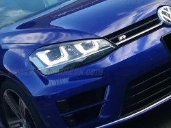 """画像1: VW純正 Golf7 R バイキセノンヘッドライト """"LED DRL&ウインカー付"""""""