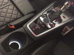 画像1: Audi TT(8S)専用ドリンクホルダーLEDイルミネーション