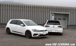 画像2: 【今月の特価商品】Volkswagen Racingline Performance サイドドアデカール /ゴルフ7