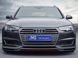 画像1: JMSフロントリップスポイラー for Audi A4 S-Line(8W) / S4(8W)