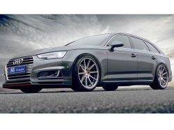 画像3: JMSフロントリップスポイラー for Audi A4 S-Line(8W) / S4(8W)