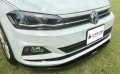 core OBJ POLO(AW1) Front Splitter Gloss Black