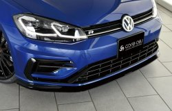 画像1: core OBJ GOLF7.5R Front/Side/Rear Splitter Set