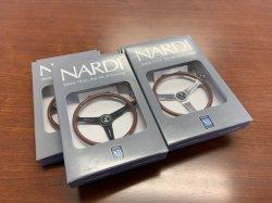 画像4: NARDIステアリング形キーホルダー