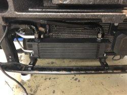 画像2: VWR RACINGLINE OIL COOLER KIT for GOLF7R/GTI /GOLF7.5R/GTI