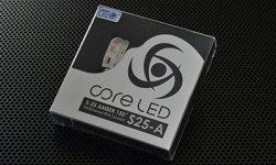 画像1: core-LED S25-A S-25 AMBER 150°