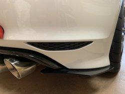 画像3: AUTOTECKNIC Rear Reflector Insert Honeycomb for VW MK7 R