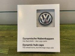 画像1: VW純正Dynamic Hub Caps